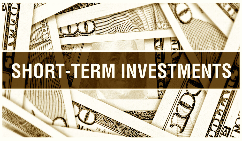 short term investment plans