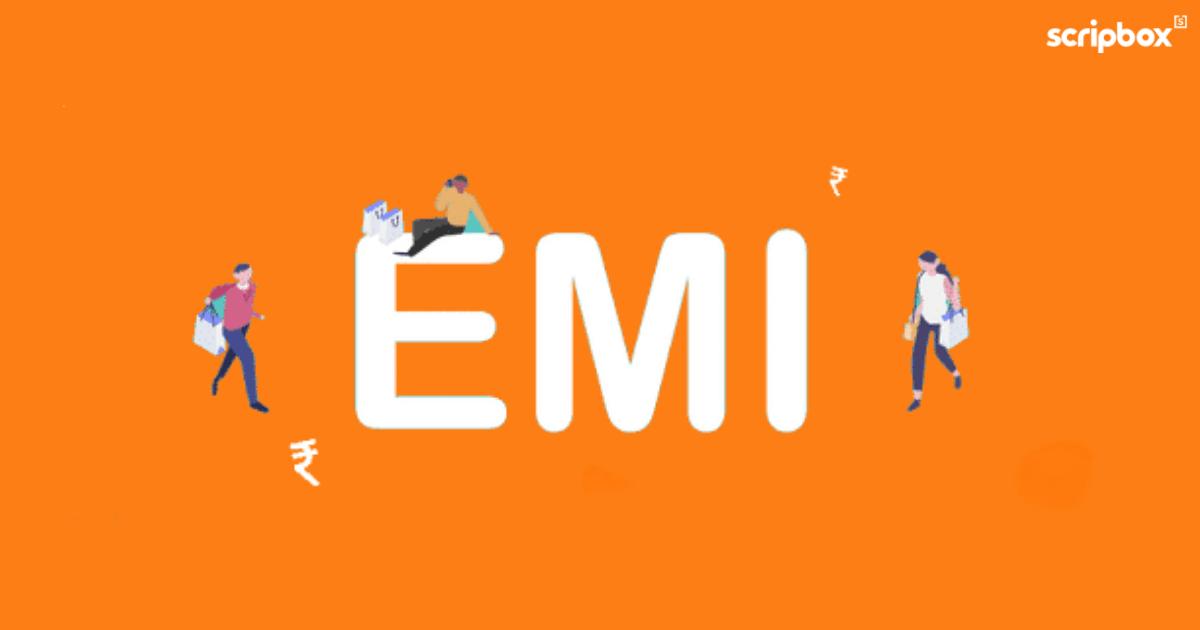 Calculate EMI Returns
