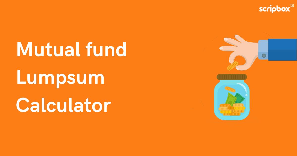 Mutual Fund Calculator
