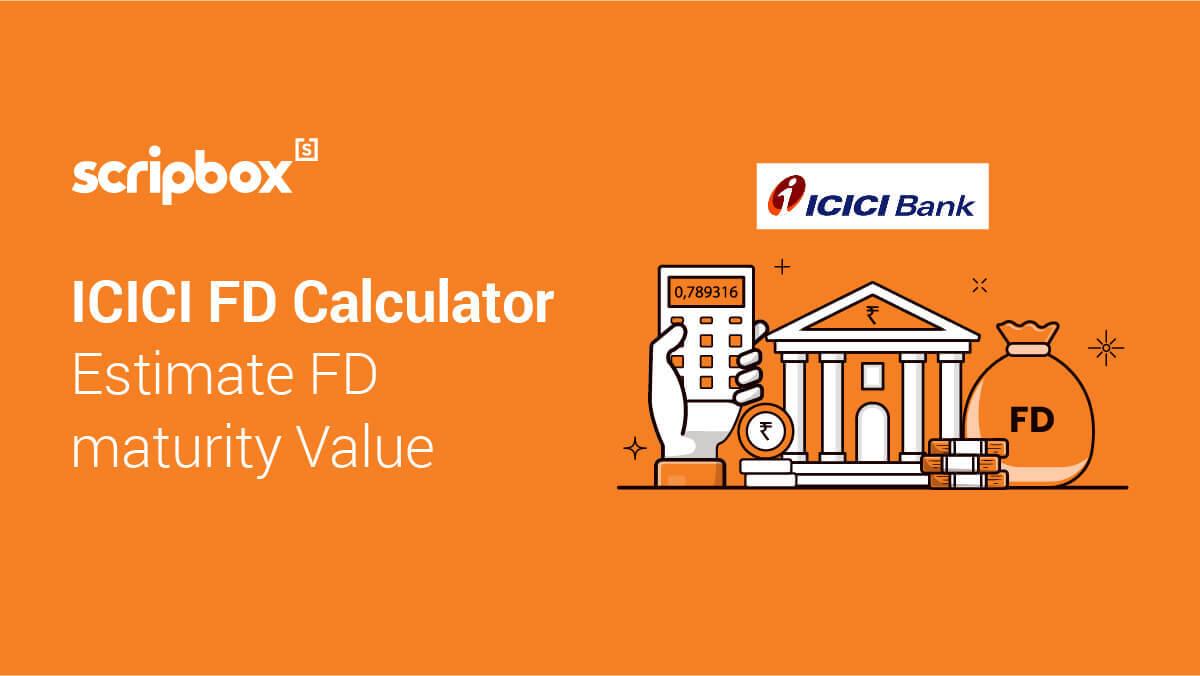 ICICI FD Calculator