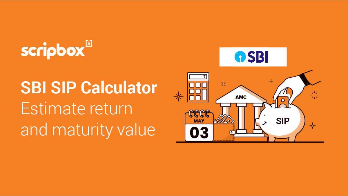SBI SIP Calculator