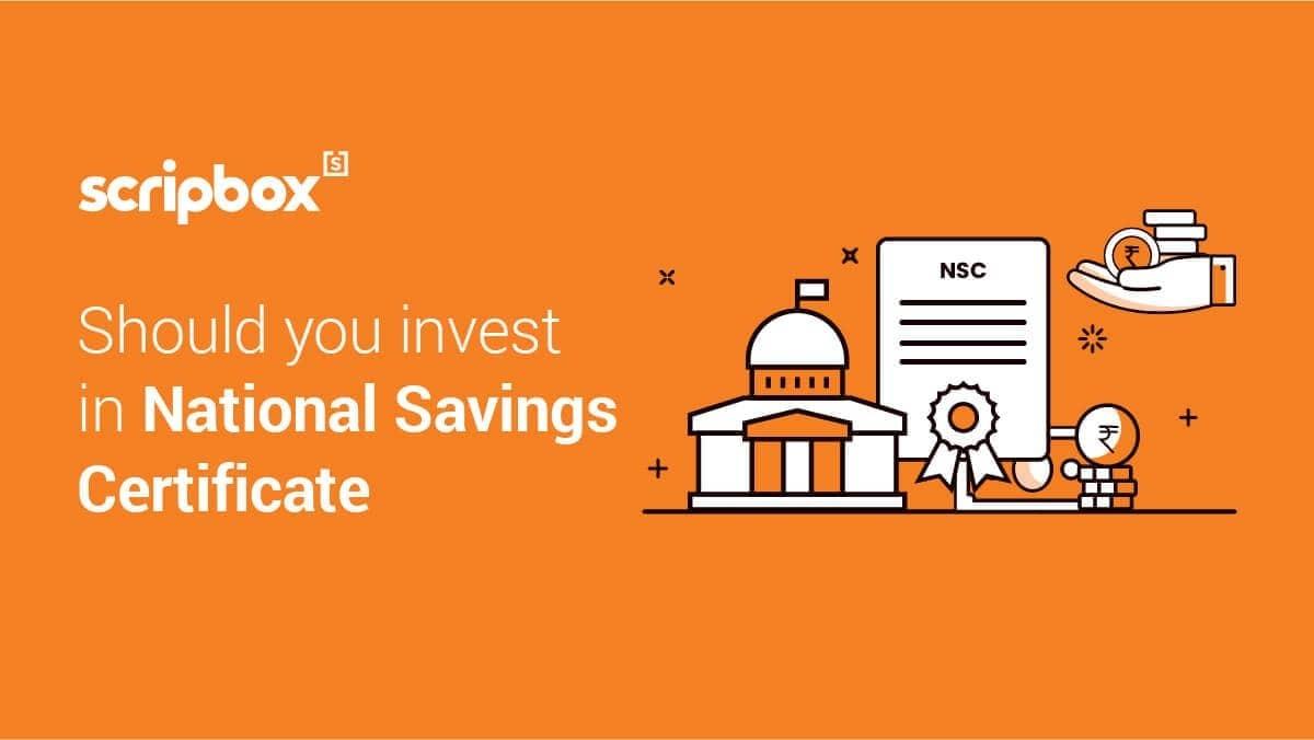 national saving certificate